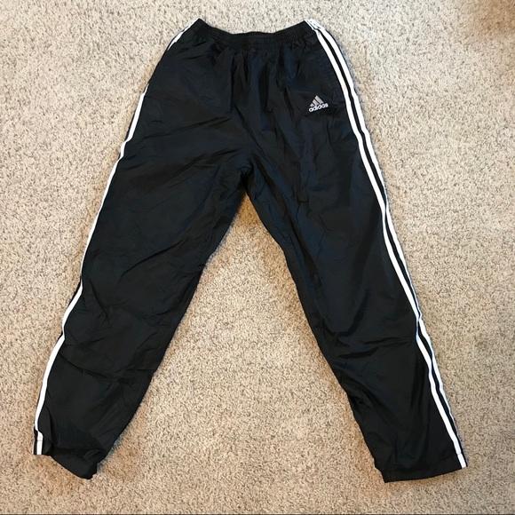 a5019965d420 adidas Pants - Vintage Adidas tearaway pants
